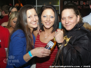 Bikini Bull Riding contest Thursday nights at BAR Charlotte - Photo #22687
