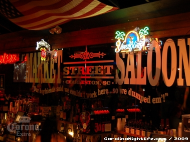 Lollipop Party at Market Street Saloon With DJ R DOT and The Charleston Nightlife - Photo #18054