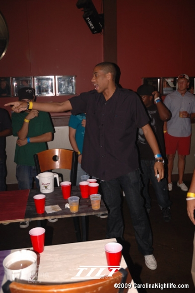 TILT, Tuesday 2009-07-21 (Beer Pong) - Photo #30038