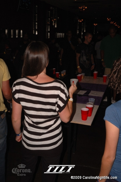 TILT, Tuesday 2009-07-21 (Beer Pong) - Photo #30039