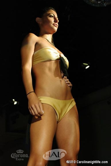 """The Launch\"" Lingerie and Swimwear Fashion Show by Alonzo Bristol at HALO Friday night - Photo #210907"