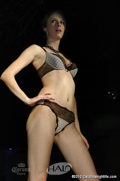 """The Launch\"" Lingerie and Swimwear Fashion Show by Alonzo Bristol at HALO Friday night - Photo #210909"