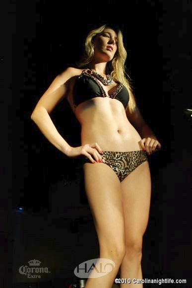 """The Launch\"" Lingerie and Swimwear Fashion Show by Alonzo Bristol at HALO Friday night - Photo #210913"