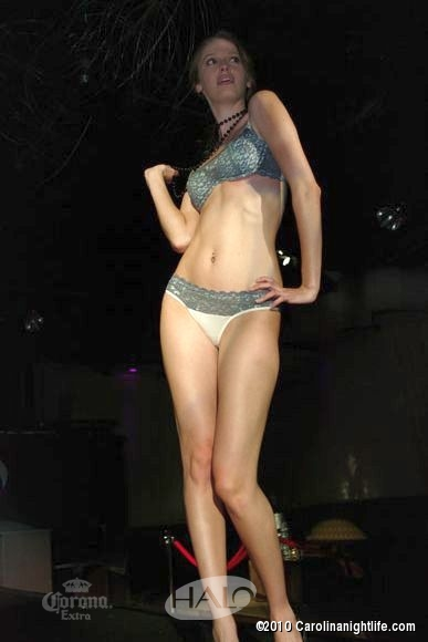 """The Launch\"" Lingerie and Swimwear Fashion Show by Alonzo Bristol at HALO Friday night - Photo #210914"