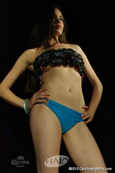 """The Launch\"" Lingerie and Swimwear Fashion Show by Alonzo Bristol at HALO Friday night - Photo #210915"