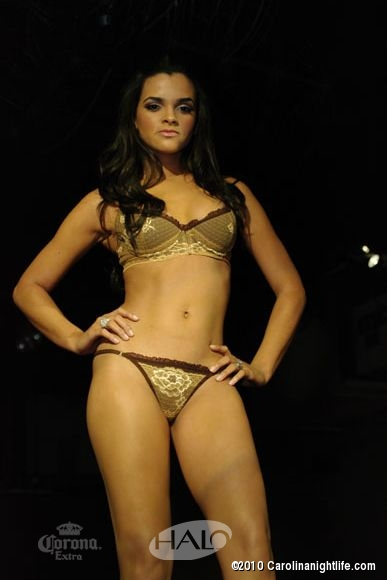 """The Launch\"" Lingerie and Swimwear Fashion Show by Alonzo Bristol at HALO Friday night - Photo #210918"