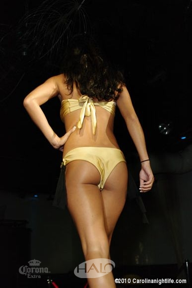 """The Launch\"" Lingerie and Swimwear Fashion Show by Alonzo Bristol at HALO Friday night - Photo #210921"