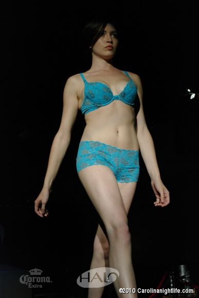 """The Launch\"" Lingerie and Swimwear Fashion Show by Alonzo Bristol at HALO Friday night - Photo #210922"