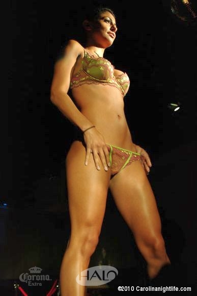 """The Launch\"" Lingerie and Swimwear Fashion Show by Alonzo Bristol at HALO Friday night - Photo #210924"