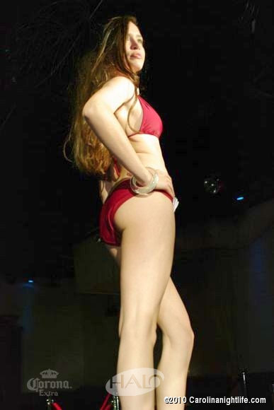 """The Launch\"" Lingerie and Swimwear Fashion Show by Alonzo Bristol at HALO Friday night - Photo #210927"