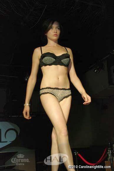 """The Launch\"" Lingerie and Swimwear Fashion Show by Alonzo Bristol at HALO Friday night - Photo #210937"