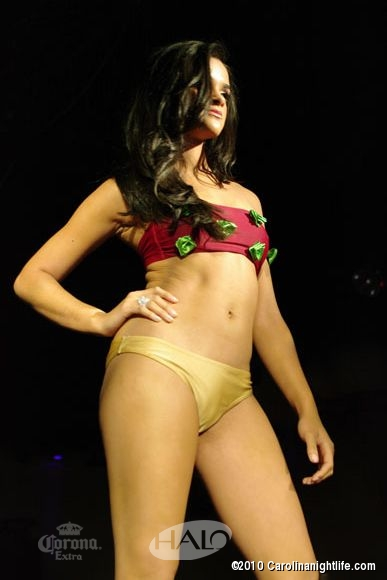 """The Launch\"" Lingerie and Swimwear Fashion Show by Alonzo Bristol at HALO Friday night - Photo #210945"