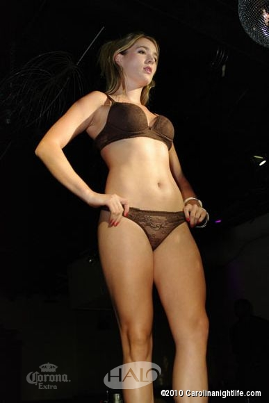 """The Launch\"" Lingerie and Swimwear Fashion Show by Alonzo Bristol at HALO Friday night - Photo #210947"