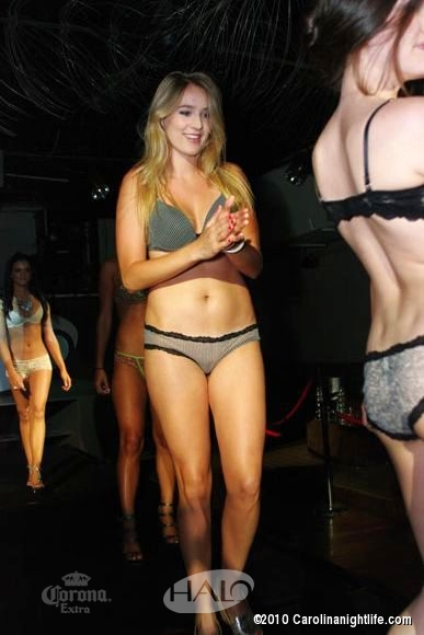 """The Launch\"" Lingerie and Swimwear Fashion Show by Alonzo Bristol at HALO Friday night - Photo #210953"