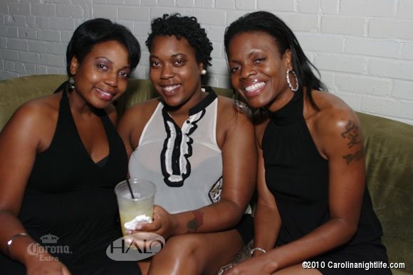 """The Launch\"" Lingerie and Swimwear Fashion Show by Alonzo Bristol at HALO Friday night - Photo #210954"