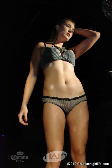 """The Launch\"" Lingerie and Swimwear Fashion Show by Alonzo Bristol at HALO Friday night - Photo #210958"