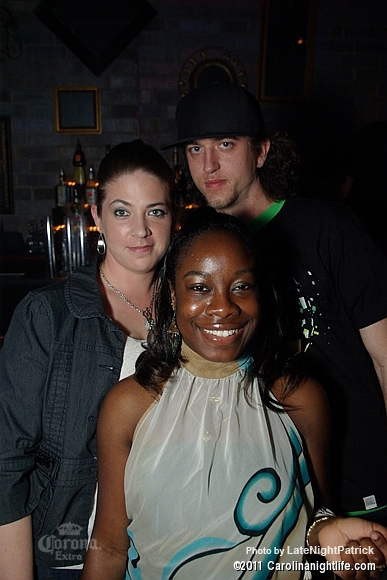 DJ ICEY, DJ Frenzy and DJ Rasputin at Marigny Friday Night - Photo #319628