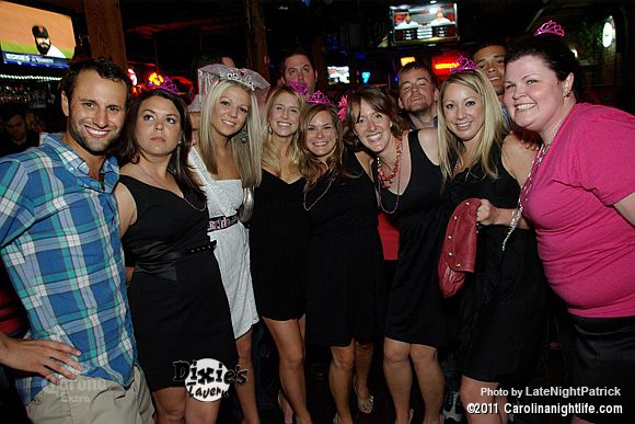 Saturday night at Dixie's Tavern - Photo #341371