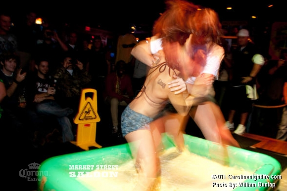 Puddin Wrasslin at the Saloon - Photo #423996