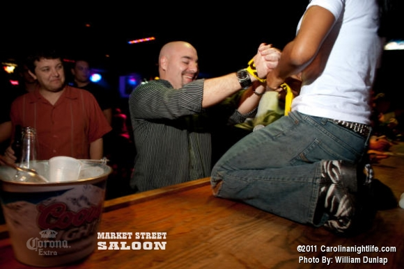 Puddin Wrasslin at the Saloon - Photo #424036