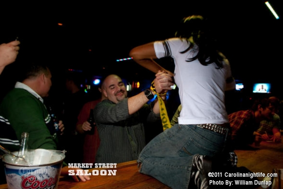 Puddin Wrasslin at the Saloon - Photo #424043