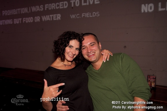 Friday Night at Prohibition - Photo #440249