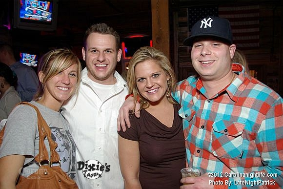 Saturday night at Dixie's Tavern - Photo #443163