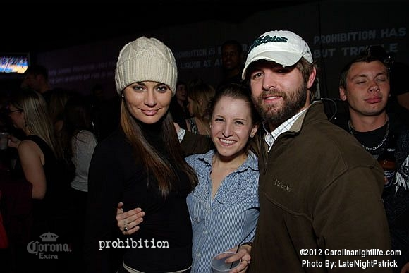 Friday night at Prohibition - Photo #445165