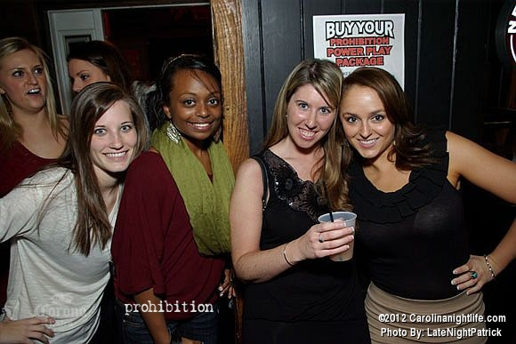 Friday night at Prohibition - Photo #445171