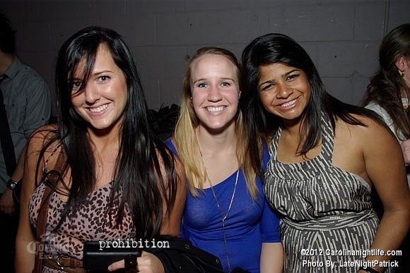 Friday night at Prohibition - Photo #445177