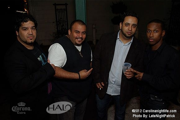Latin Spice Thursday at HALO - Photo #449665