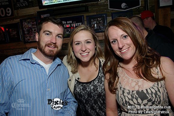 Saturday night at Dixie's Tavern - Photo #451774