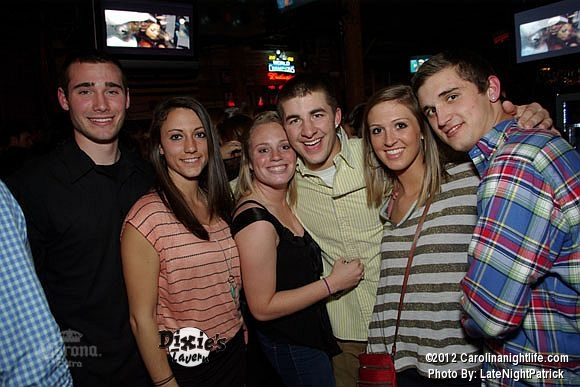 Saturday night at Dixie's Tavern - Photo #451860