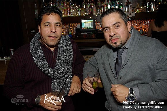 DJ R Wonz Friday at Kazba - Photo #463147