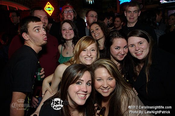 Saturday night at Dixie's Tavern - Photo #463829