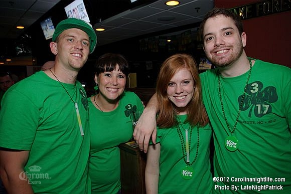DJ Botz St. Patrick's Day at Fitzgerald's - Photo #469954