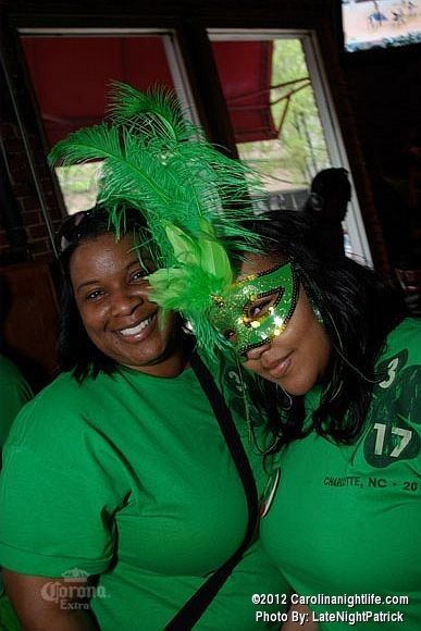 Cosmos Cafe uptown St. Patrick's Day - Photo #470535