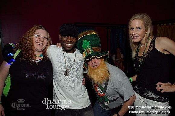 DJ Lee Coombs St. Patrick Day Dharma - Photo #470864