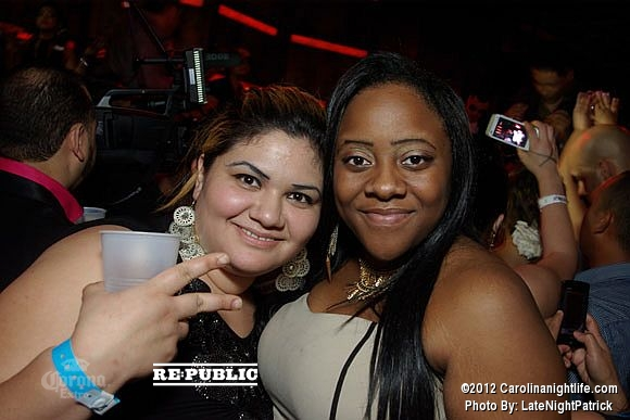 VJ Havana at RePublic Friday night - Photo #474002