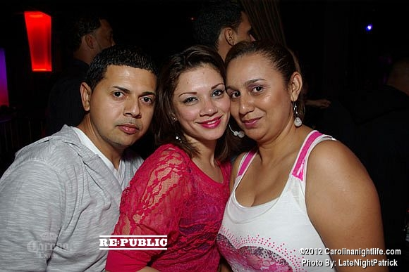 VJ Havana at RePublic Friday night - Photo #474005