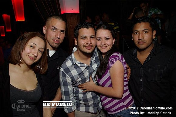 VJ Havana at RePublic Friday night - Photo #474009