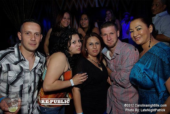 VJ Havana at RePublic Friday night - Photo #474015