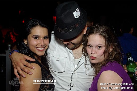 VJ Havana at RePublic Friday night - Photo #474018