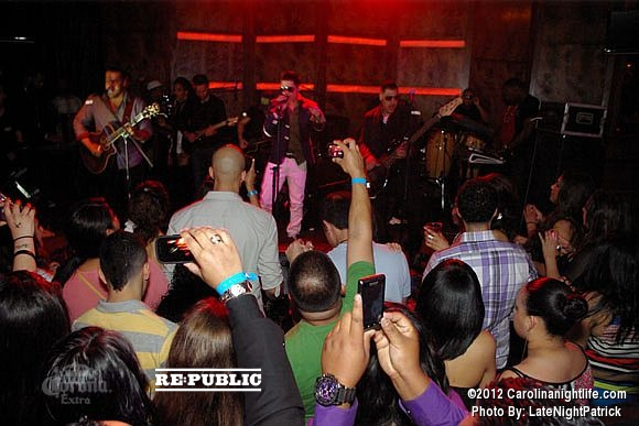 VJ Havana at RePublic Friday night - Photo #474021