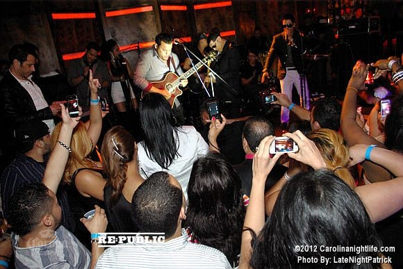 VJ Havana at RePublic Friday night - Photo #474027