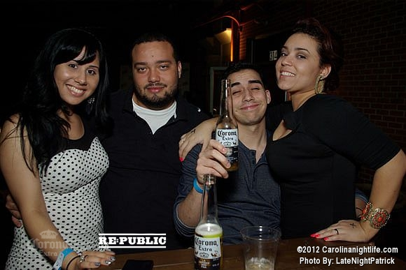 VJ Havana at RePublic Friday night - Photo #474029