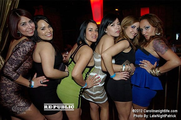 VJ Havana at RePublic Friday night - Photo #474032