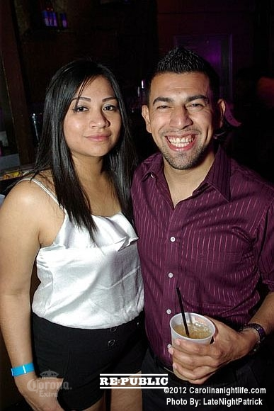 VJ Havana at RePublic Friday night - Photo #474038