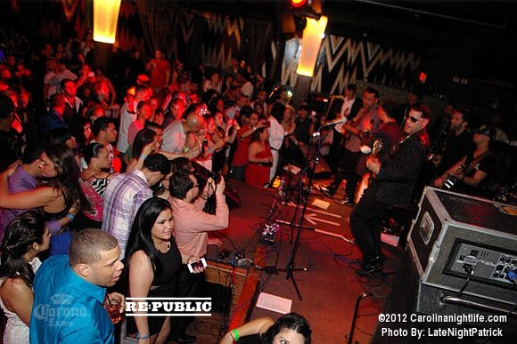 VJ Havana at RePublic Friday night - Photo #474039