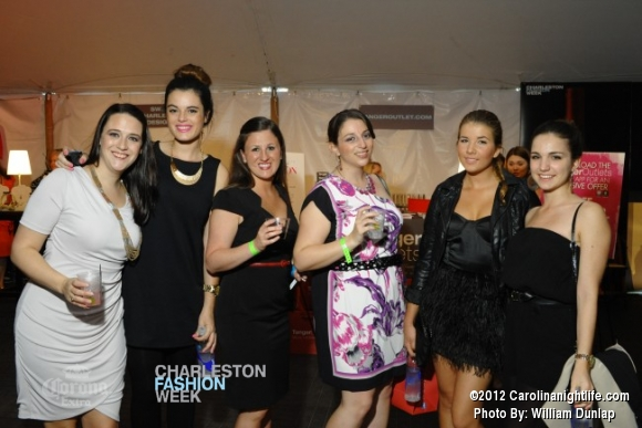 Charleston Fashion Week Rock The Runway Friday Night - Photo #474288